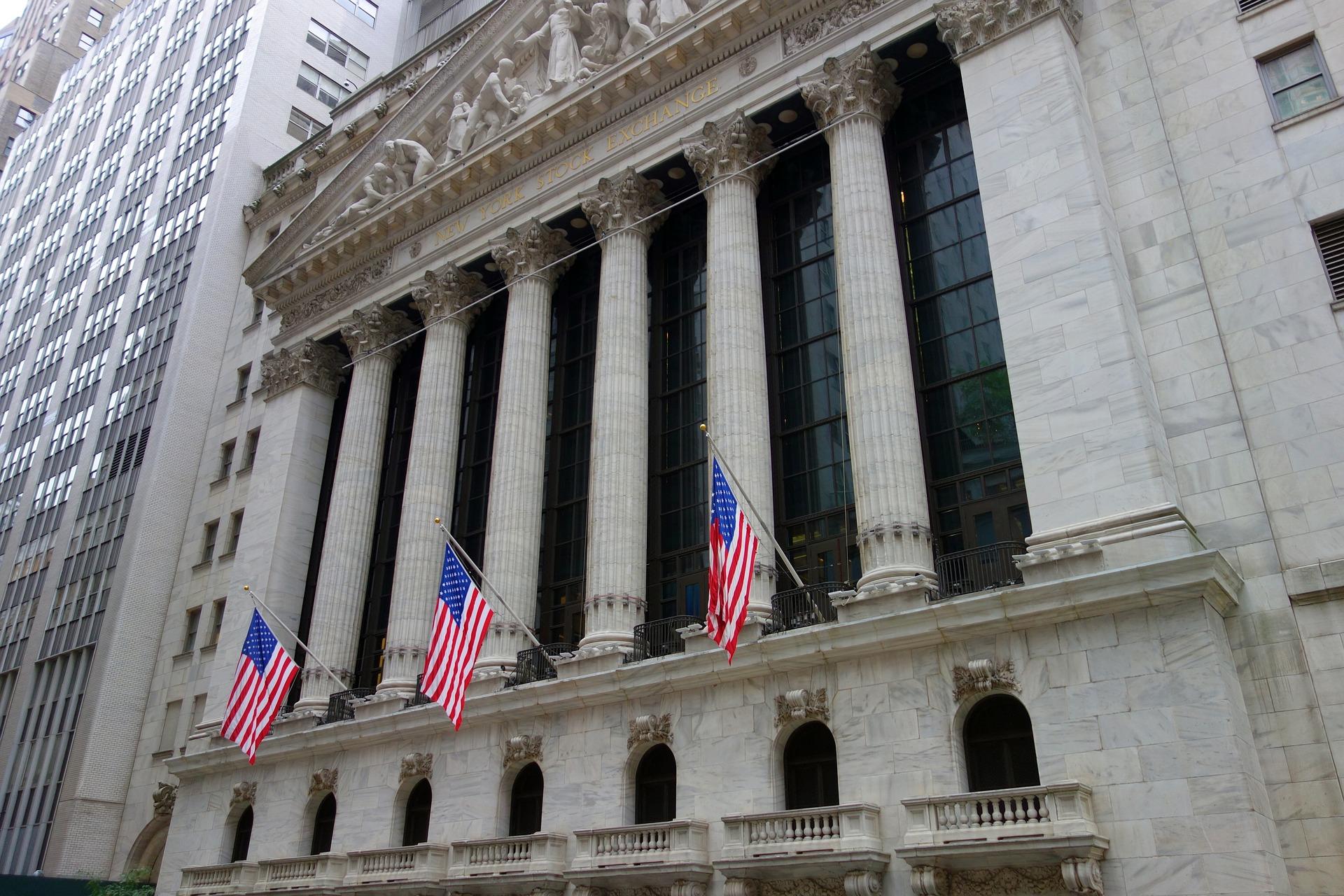 ダウ ニューヨーク証券取引所